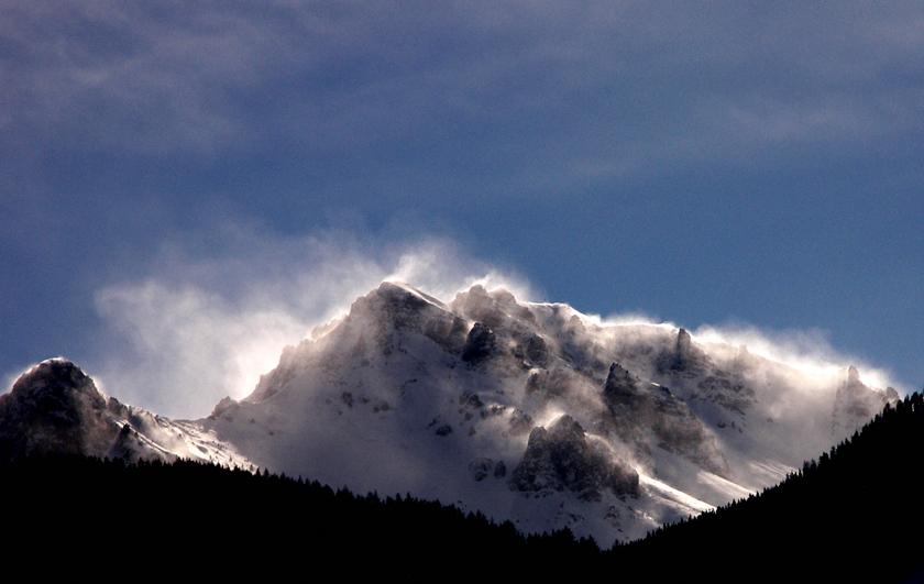 Kalter Berg