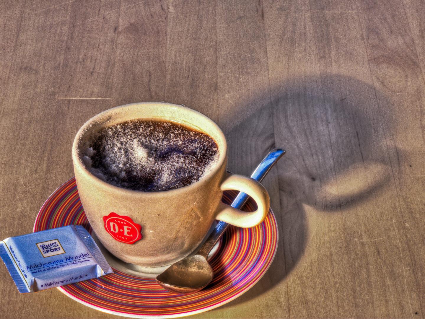 kalter kaffe
