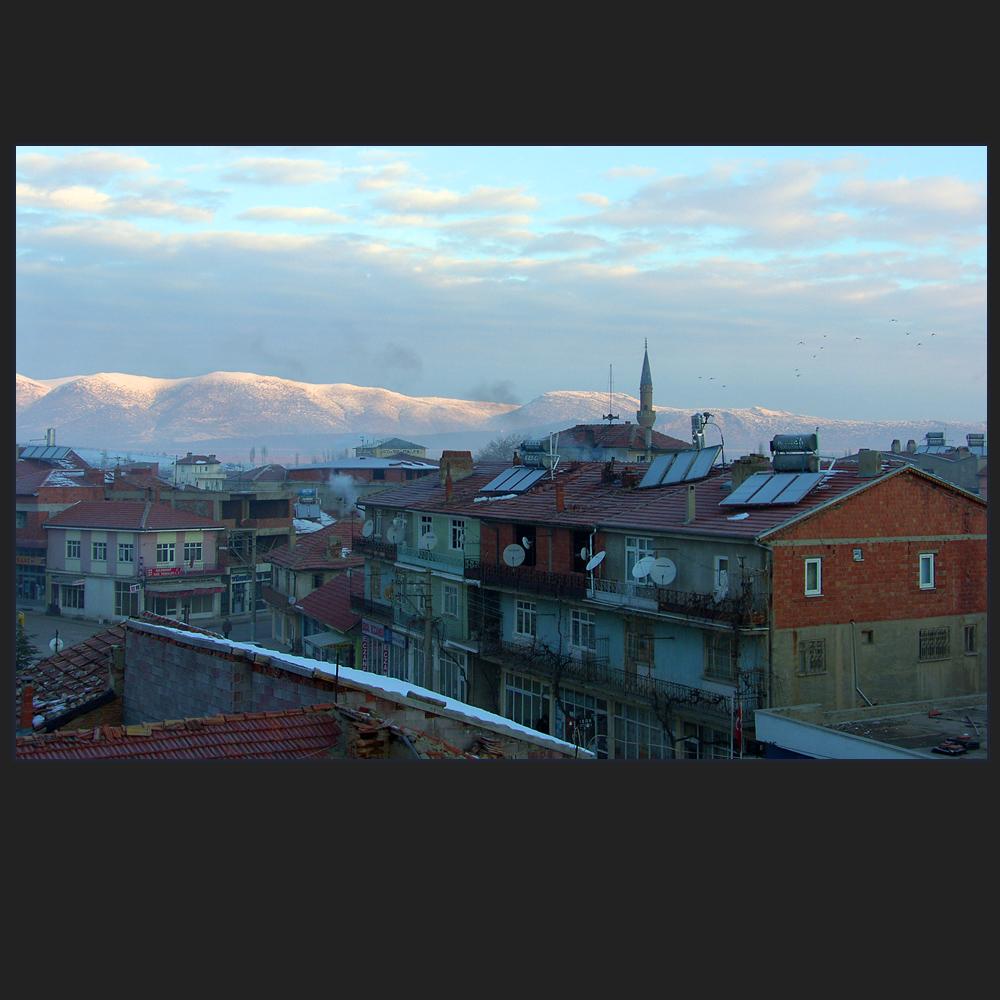 kalter Morgen