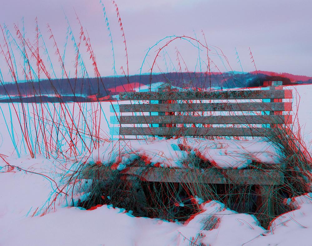 Kaltes Polster -3D-