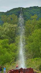 Kaltwasser Geysir Andernach