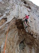 Kalymnos Climbing