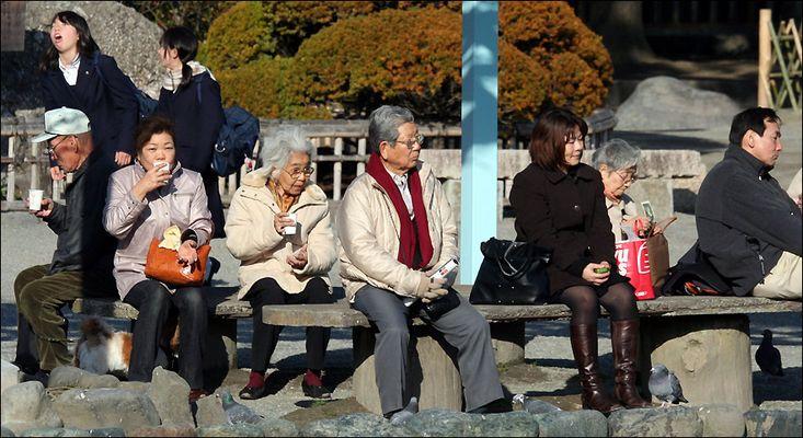 Kamakura faces