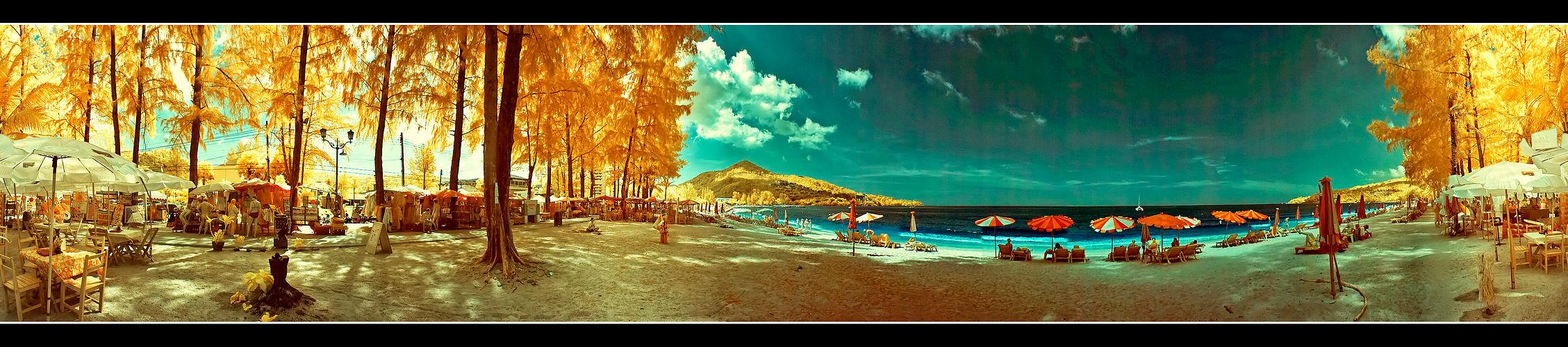 Kamala Beach.......