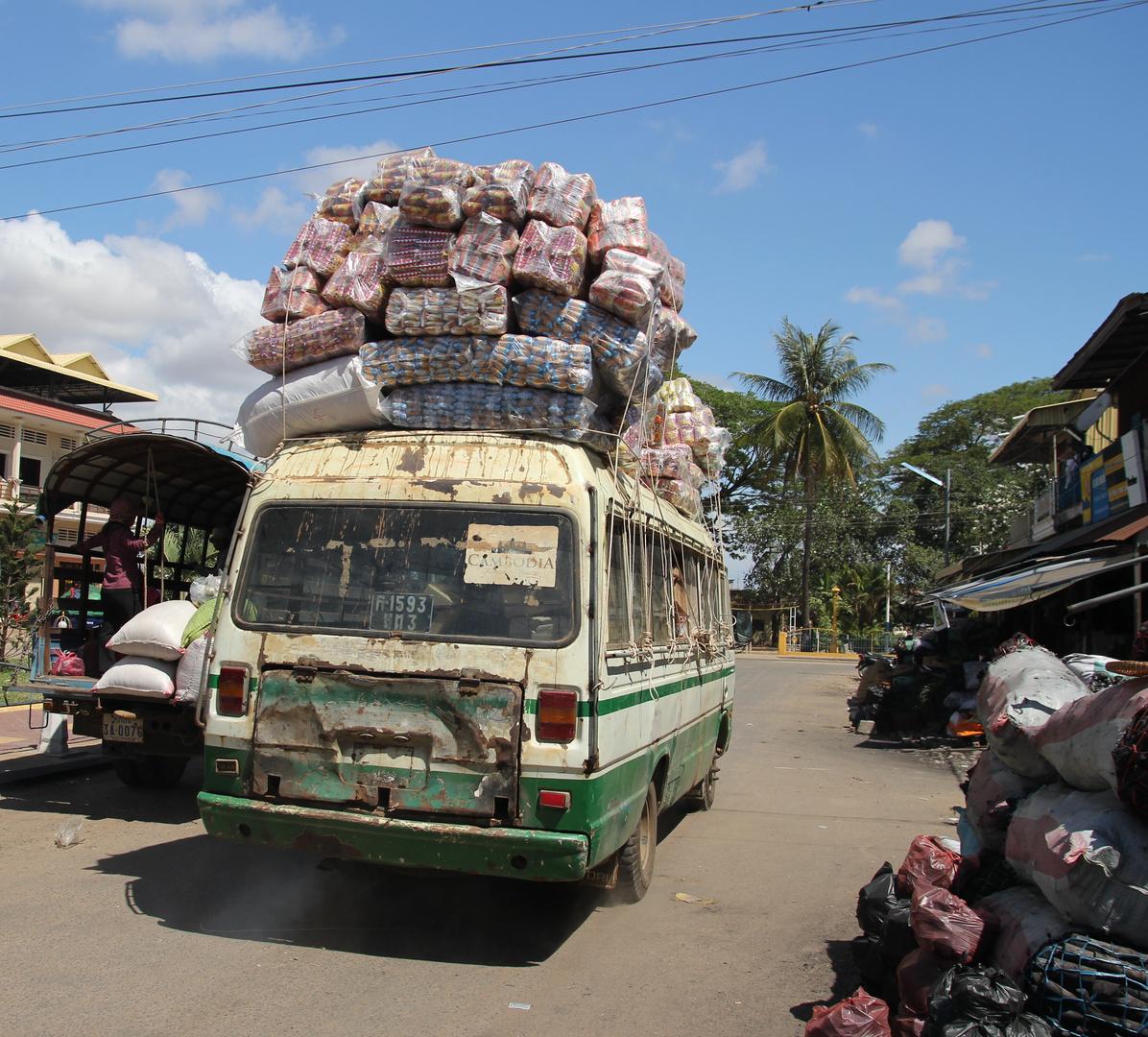 Kambodscha Transport