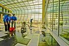 Kameha Grand - der Große Aufwasch