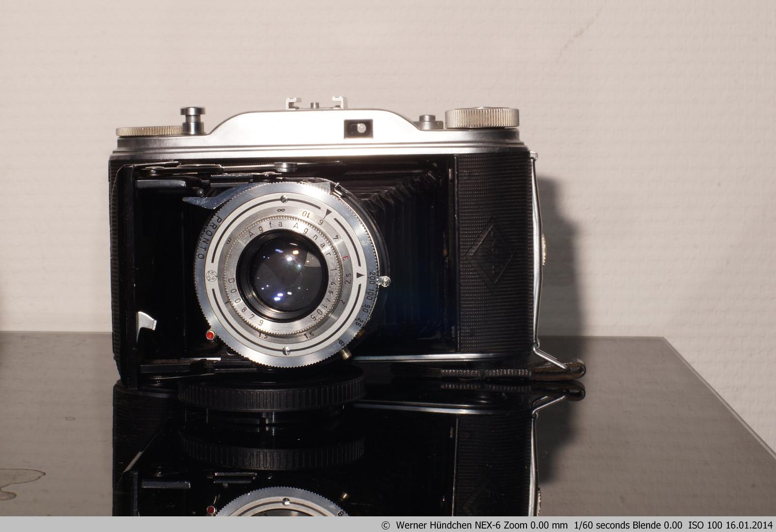 Kamera AGFA Record II