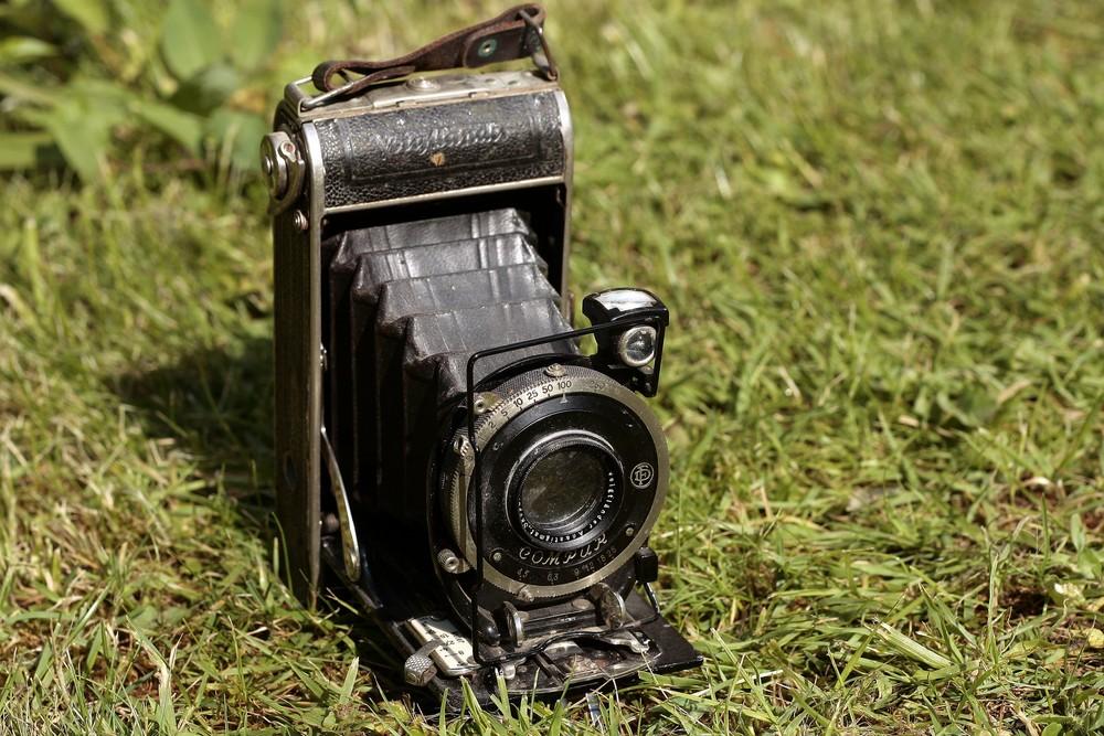 kamera aus den 20er jahren foto bild industrie und. Black Bedroom Furniture Sets. Home Design Ideas