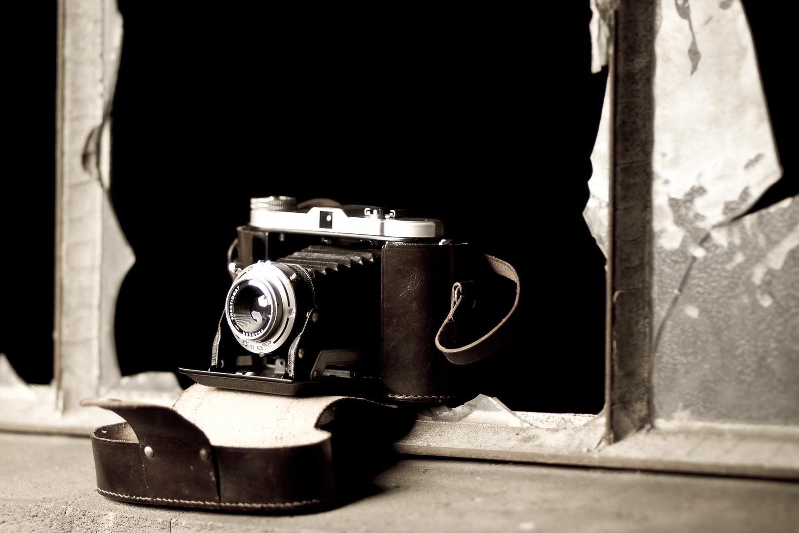 Kamera vom Opa