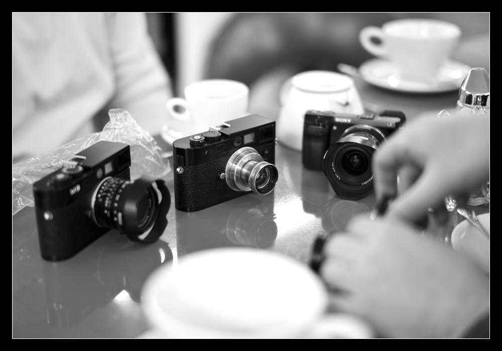 Kamerakränzchen