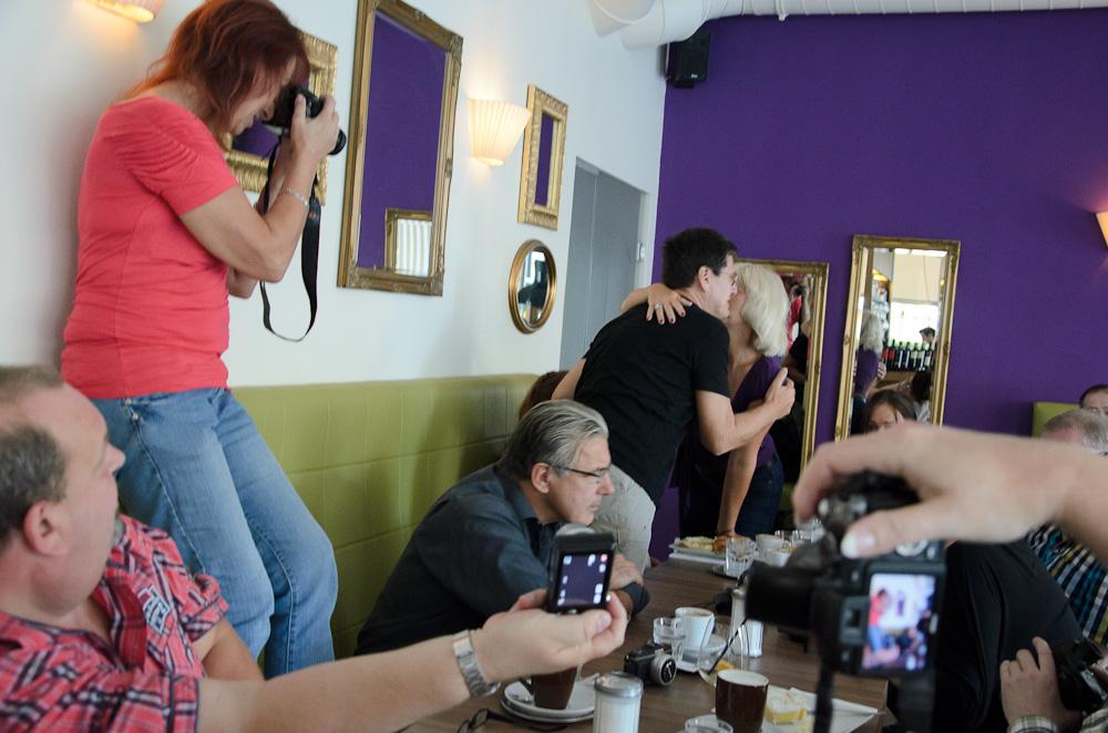 kameras im einsatz