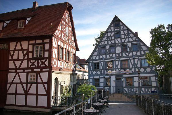 Kammerersmühle von Hinten