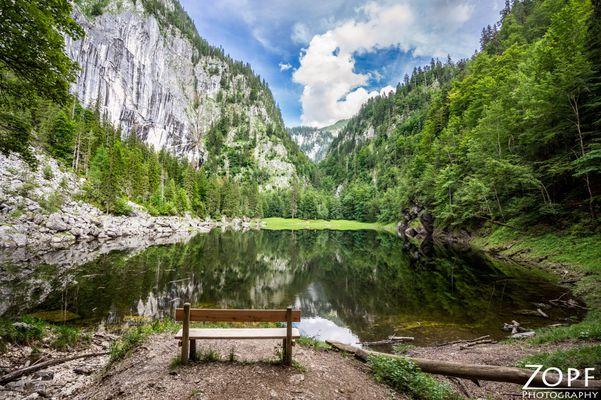 Kammersee/Traunursprung Ausseerland