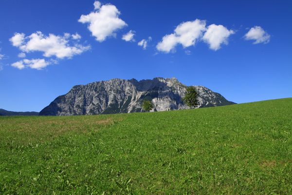 kammspitze - view up
