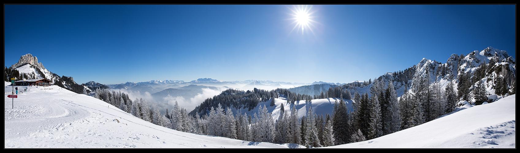 Kampenwand-Panorama