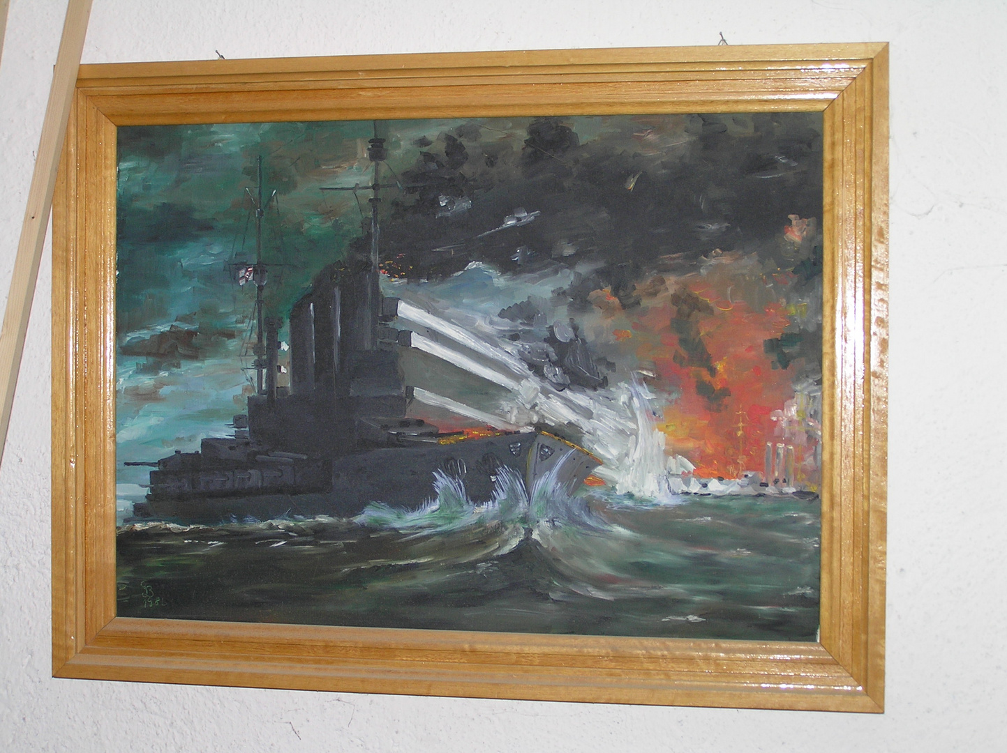 Kampf auf hoher See