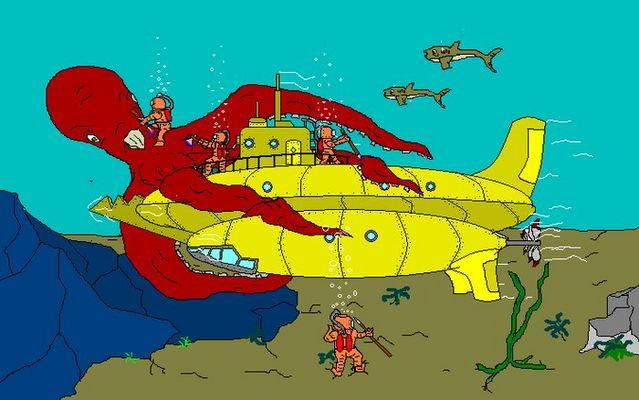 Kampf um die Nautilus