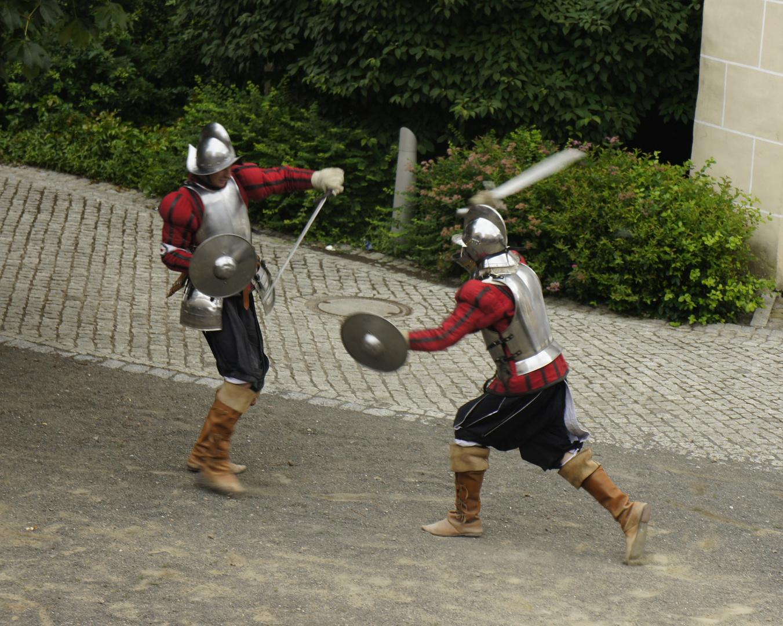 Kampfgeschehen