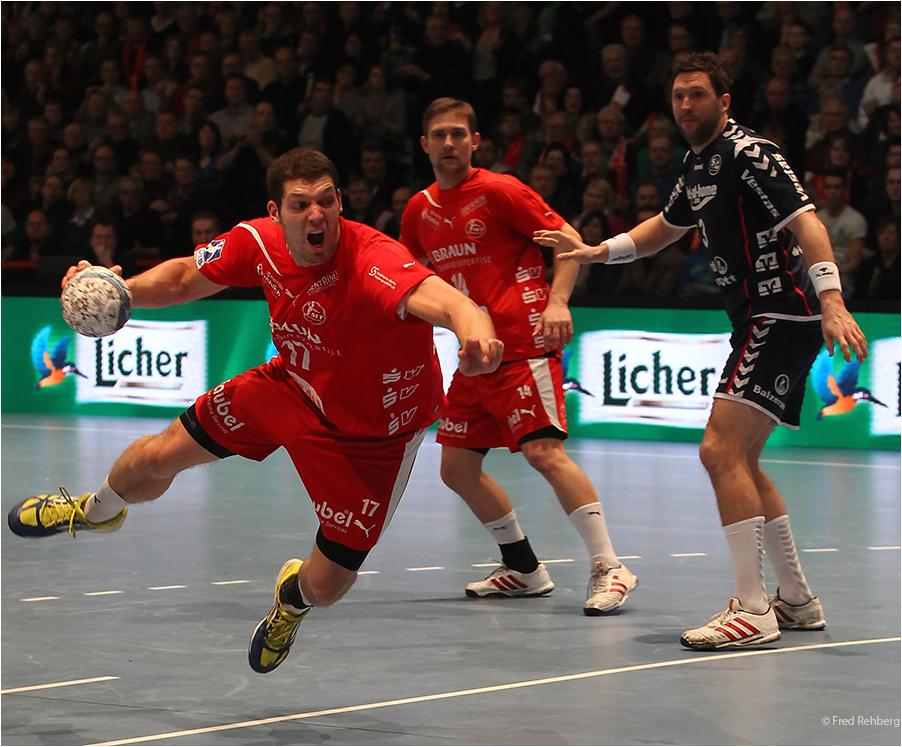 ... kampfstark - DKB Handball Bundesliga 2012/13