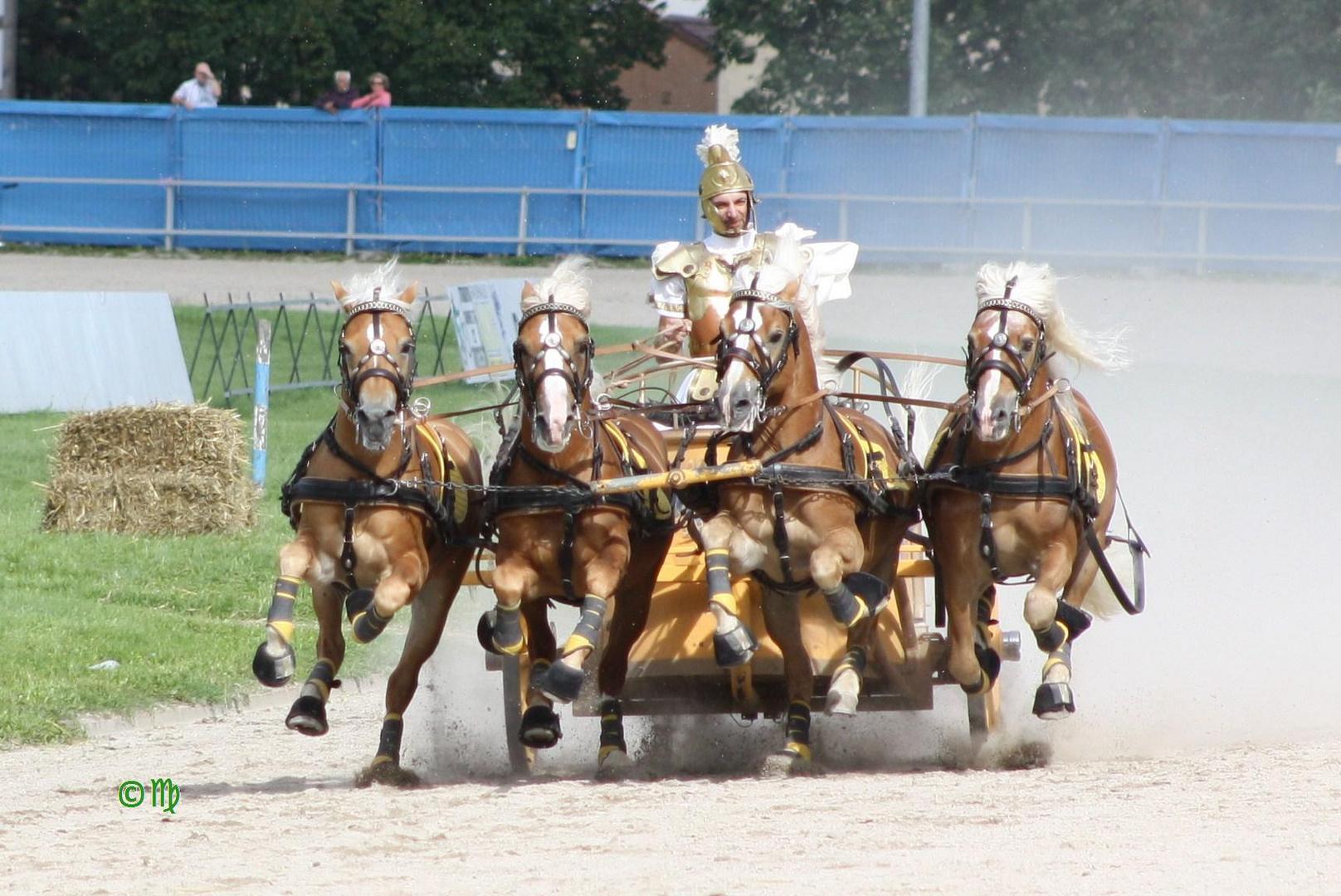 Kampfwagenrennen Straubing