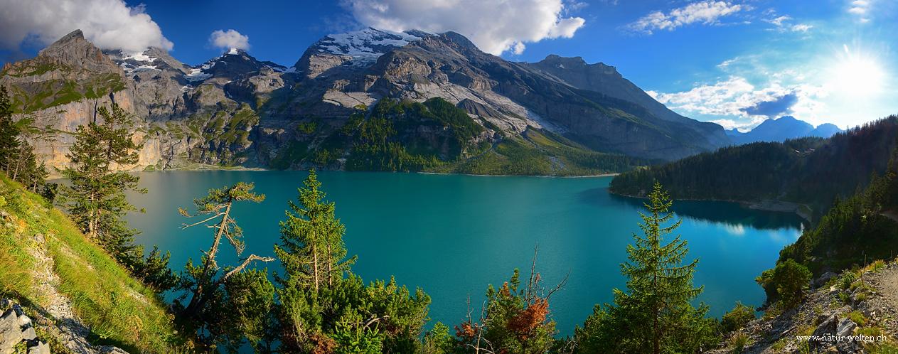 Kanada im Berner Oberland? (220° Pano)