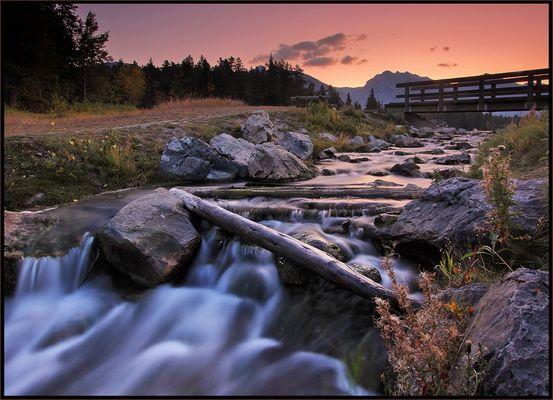 Kanada - Johnson Lake