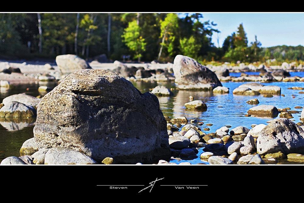 Kanadische Steine ;-)
