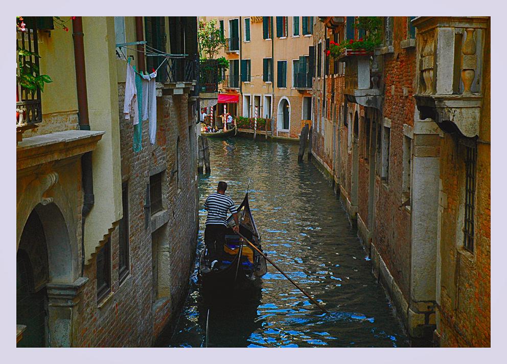 Kanal ala Venezia
