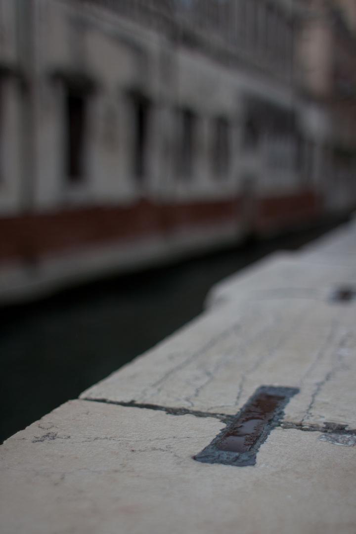 Kanal in San Marco, Venedig