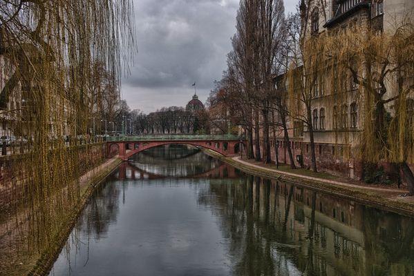 Kanal in Strassburg