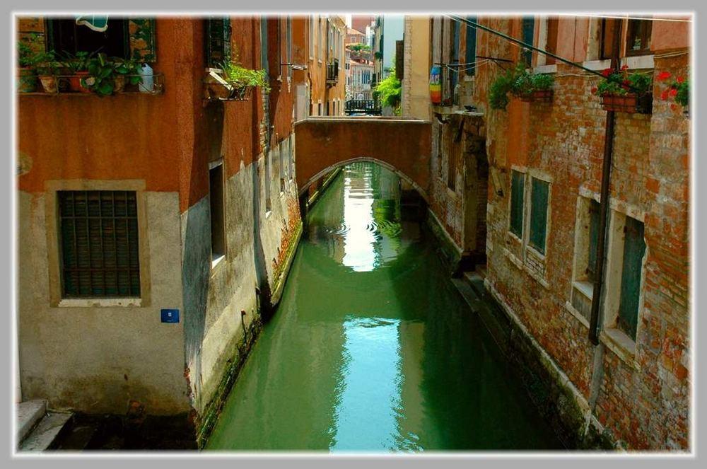Kanal in Venedig 5