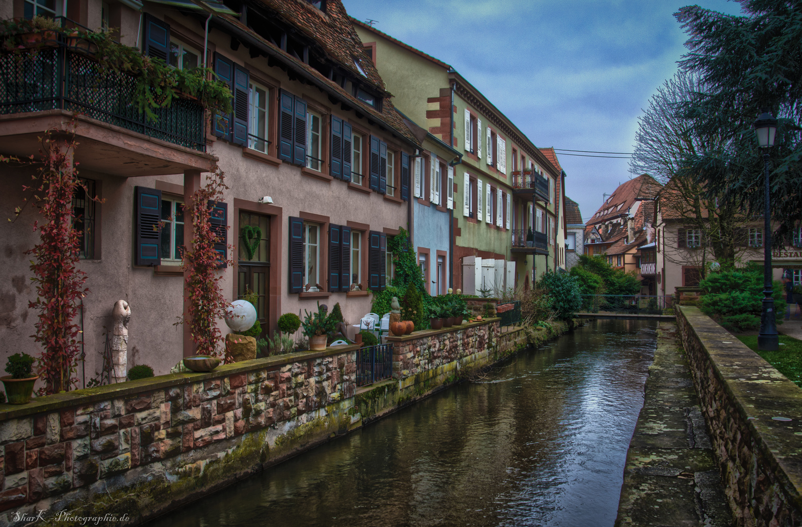 Kanal in Wissembourg