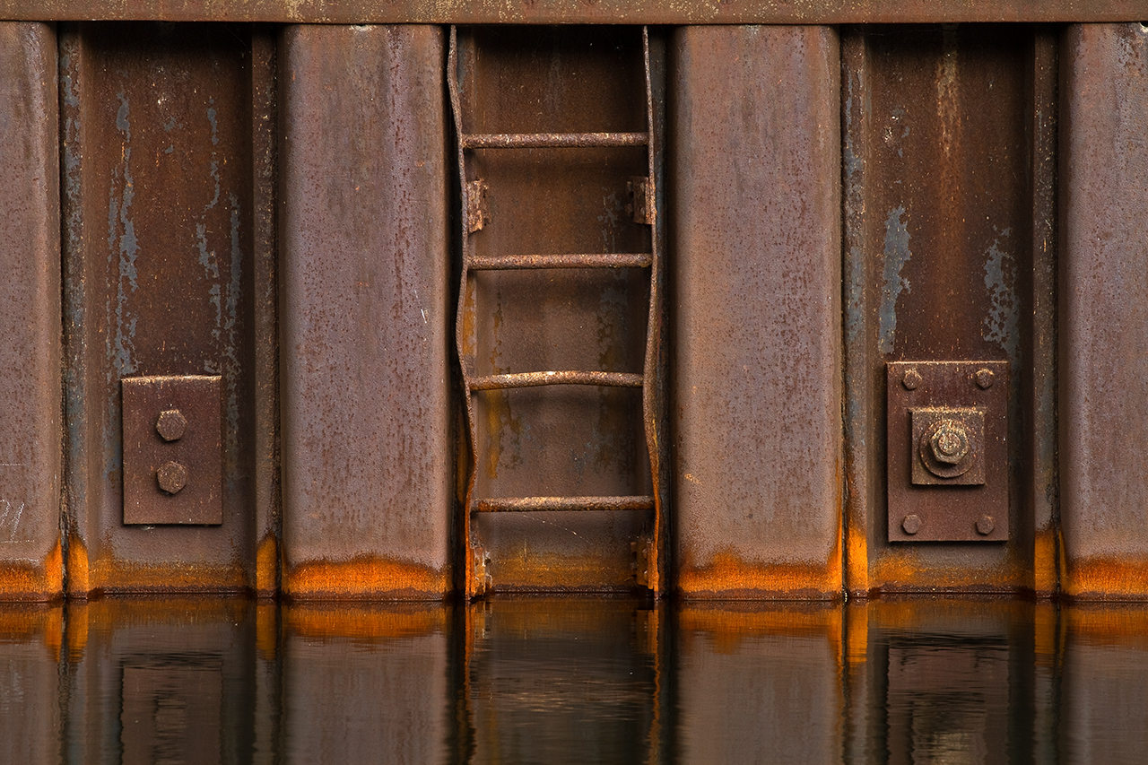 Kanal Schiffshebewerk Henrichenburg