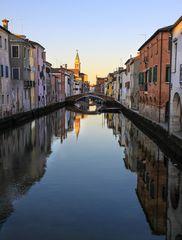 Kanal von Chioggia