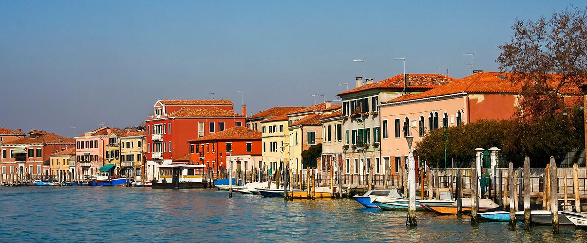 Kanalansicht Murano