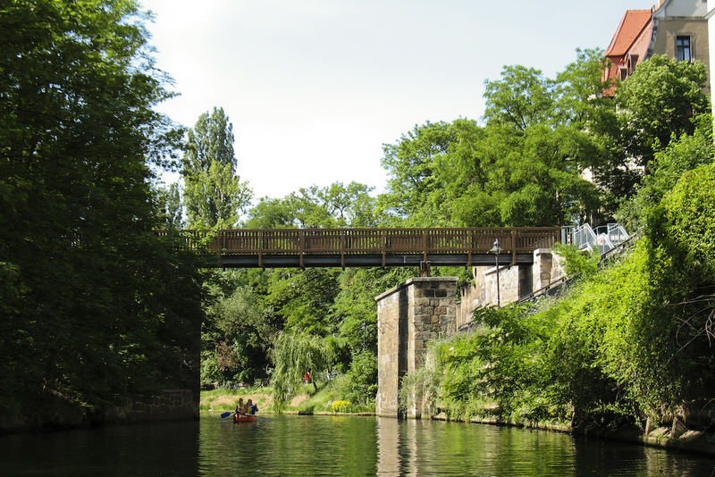 Kanalbrücke