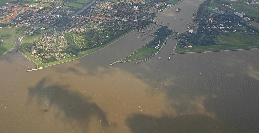 Kanalschleuse Brunsbüttel