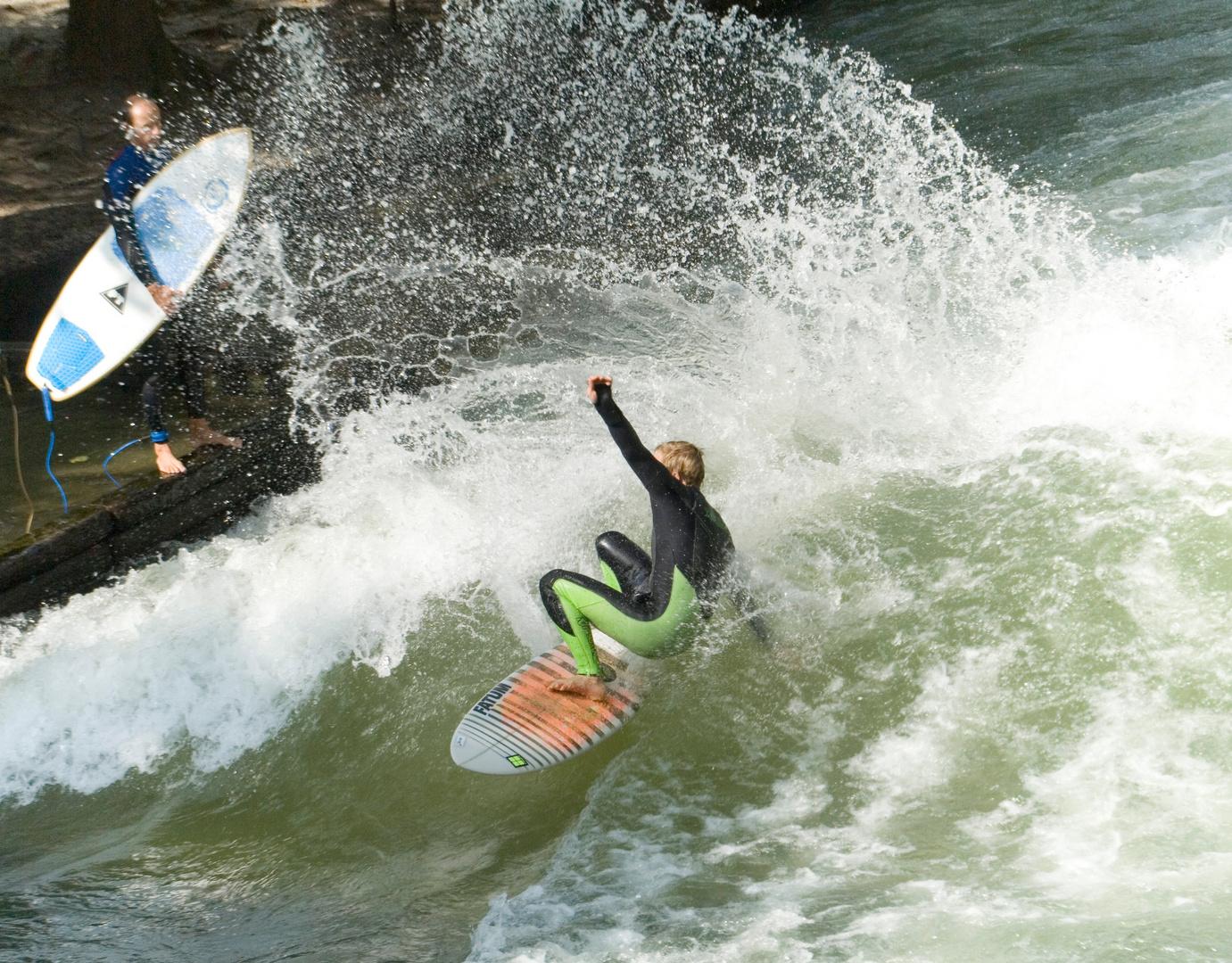 Kanalsurfer 1