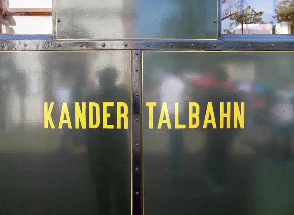 Kander Talbahn