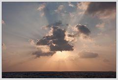 Kandholhu 4 - Wolkenformation