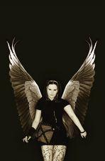 Kannst du nicht ein Engel sein...