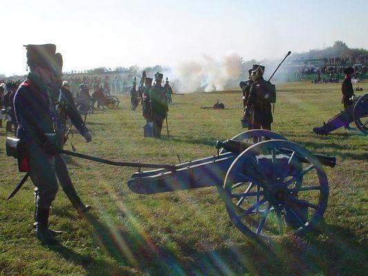 Kanonen marsch!