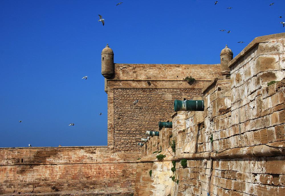 Kanonen von Essaouira