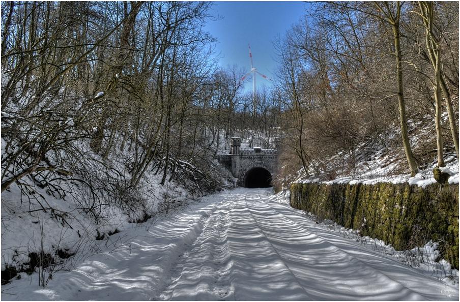 Kanonenbahn / Eichsfeld
