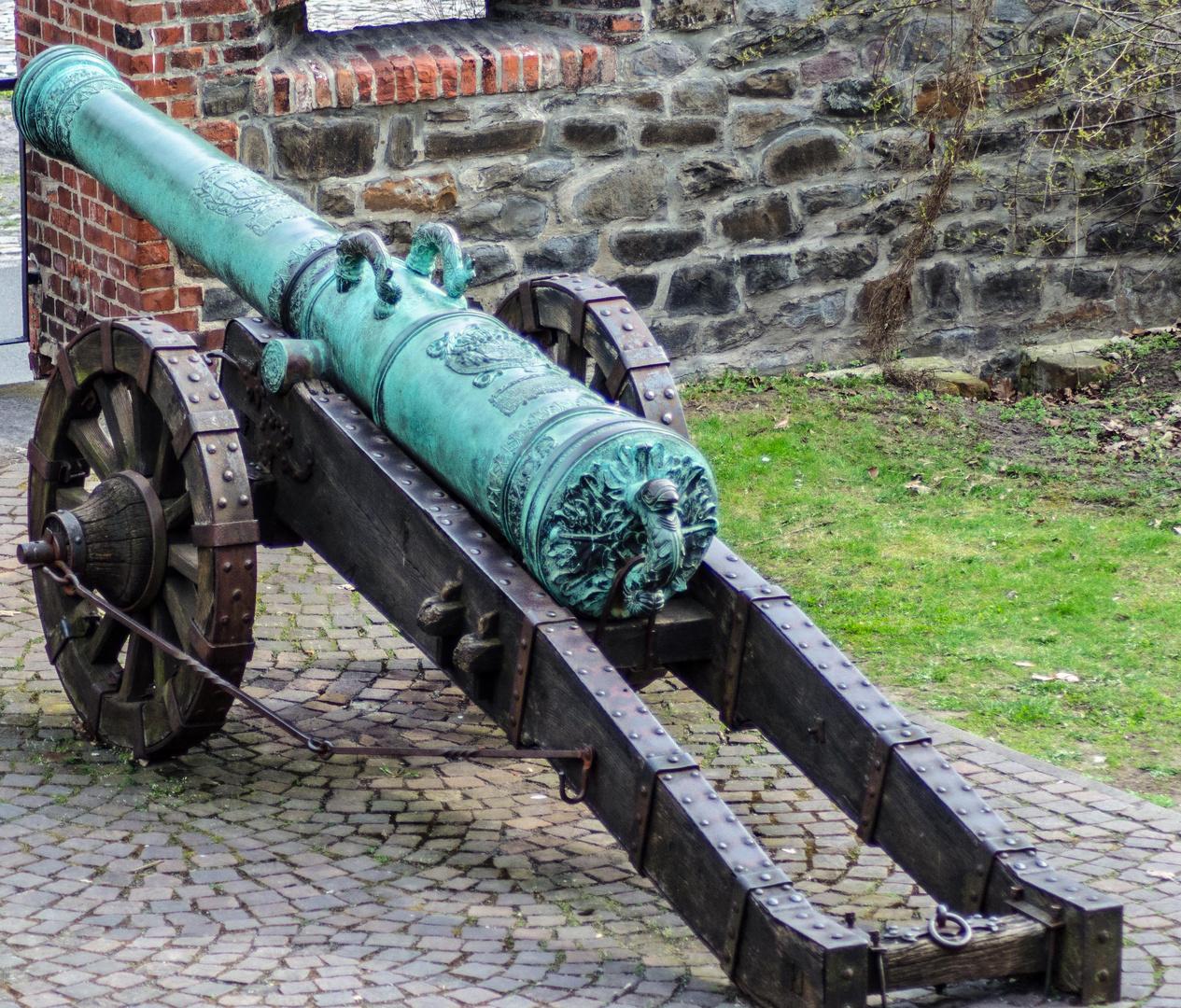 Kanonenfeuer