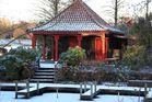 Kanuverleih im Winter (Stadtpark)