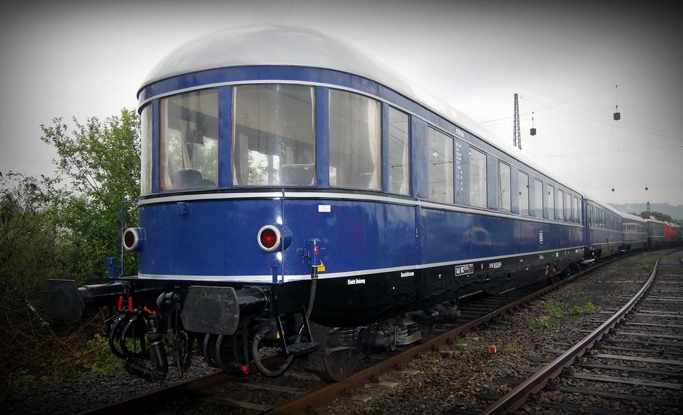 Kanzelwagen WGüge 827