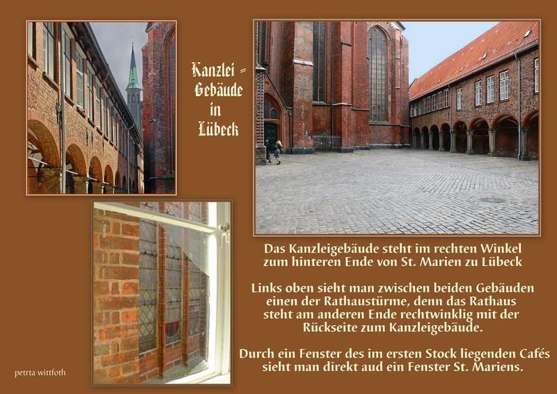 Kanzleigebäude und Marienkirchhof