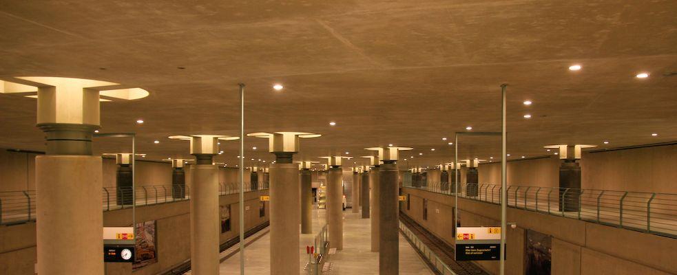 Kanzler U-Bahn