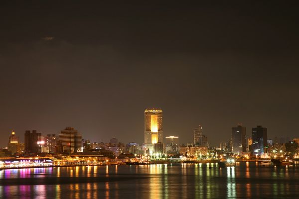 Kaohsiung, Harbor by Night
